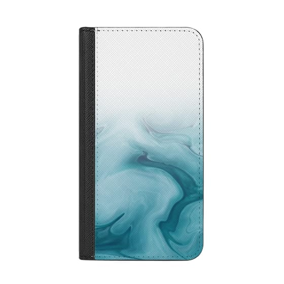 iPhone 6 Plus Cases - The Universe And You - I [Marble]