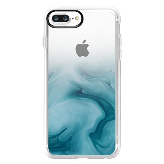 iPhone 7 Plus Cases - The Universe And You - I [Marble]
