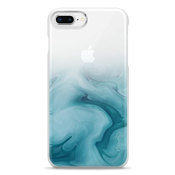 iPhone 8 Plus Cases - The Universe And You - I [Marble]