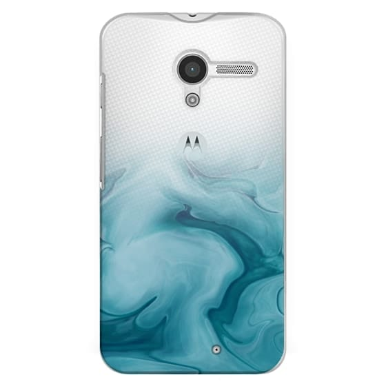 Moto X Cases - The Universe And You - I [Marble]