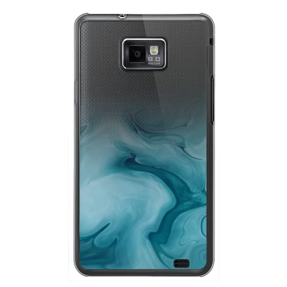 Samsung Galaxy S2 Cases - The Universe And You - I [Marble]