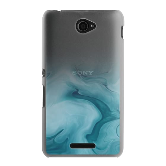 Sony E4 Cases - The Universe And You - I [Marble]