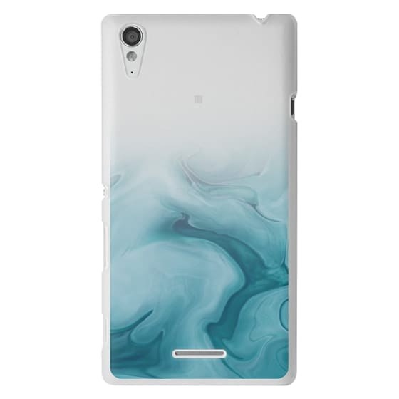 Sony T3 Cases - The Universe And You - I [Marble]