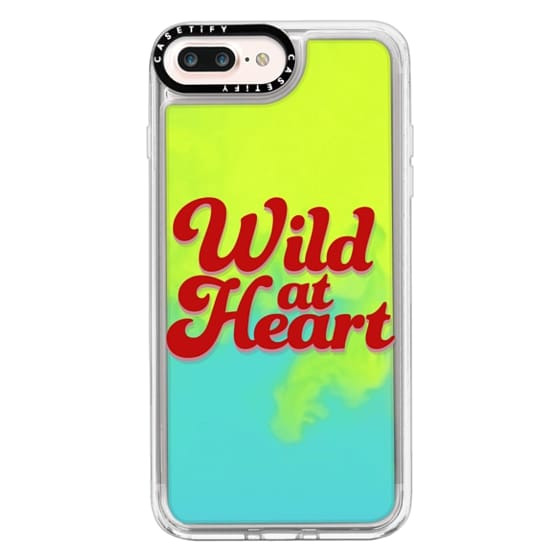 iPhone 7 Plus Cases - Wild At Heart [Red]