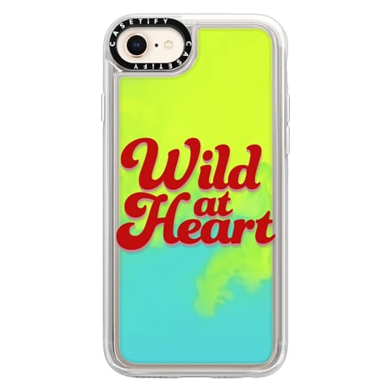 iPhone 8 Cases - Wild At Heart [Red]