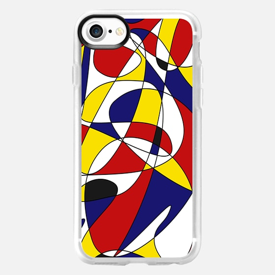 MONDRIAN AND GAUSS (Android) - Wallet Case