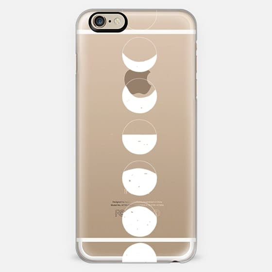 Moon Phases - White -