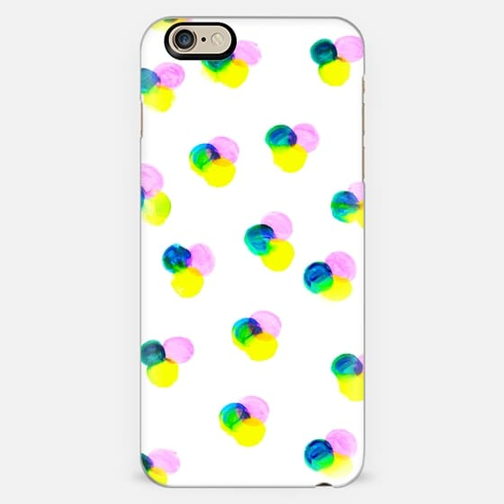 Watercolor Bubbles -