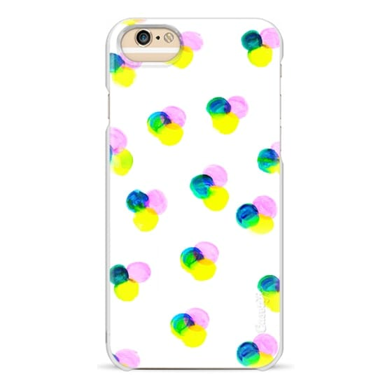 iPhone 6 Cases - Colorful Bubbles