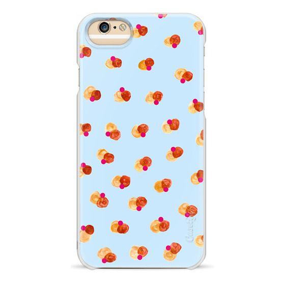 iPhone 6 Cases - Metallic Polka Dots