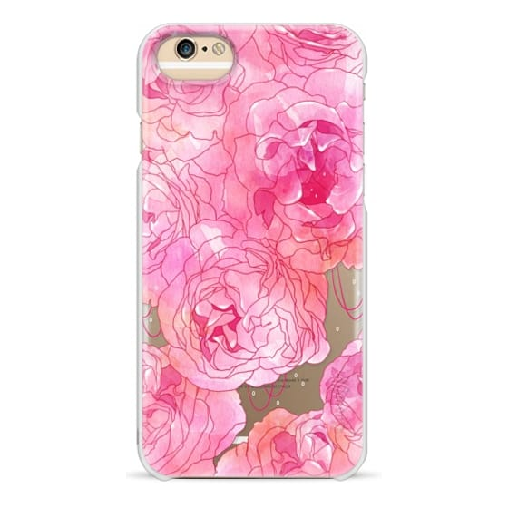 iPhone 6s Cases - Rose