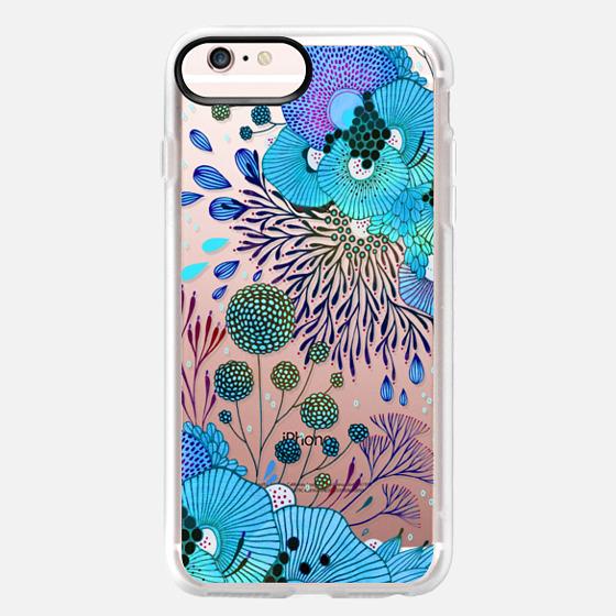 iPhone 6s Plus Case - Floral