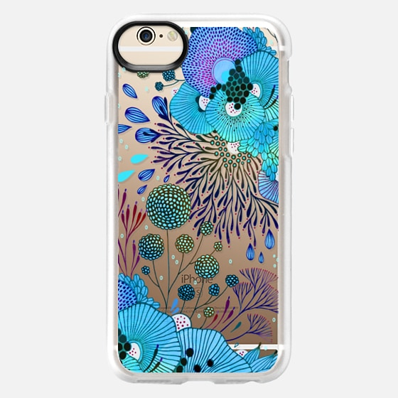 iPhone 6s 保護殼 - Floral
