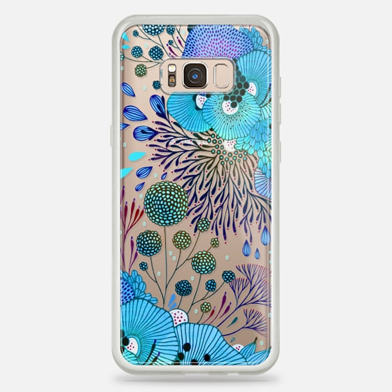 Galaxy S8+ Case - Floral
