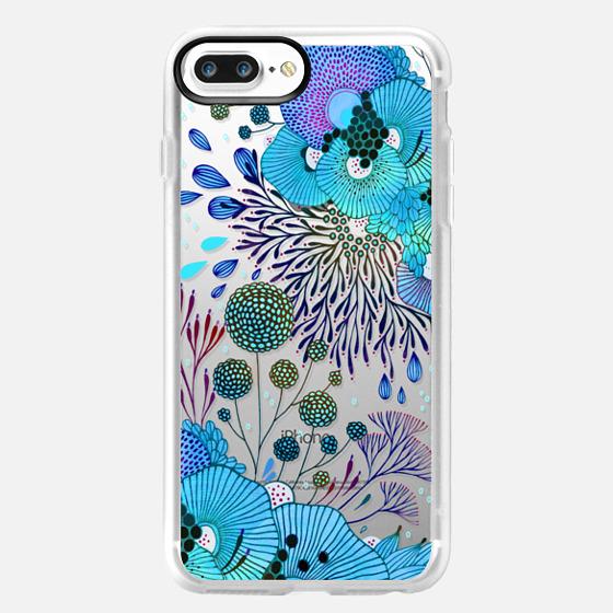 iPhone 7 Plus 保護殼 - Floral
