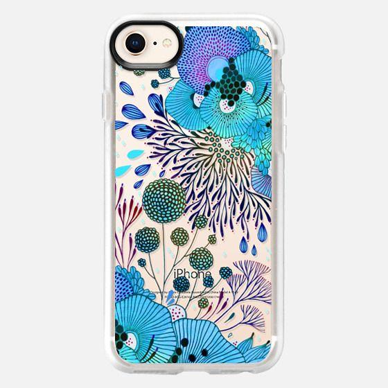 iPhone 8 保护壳 - Floral