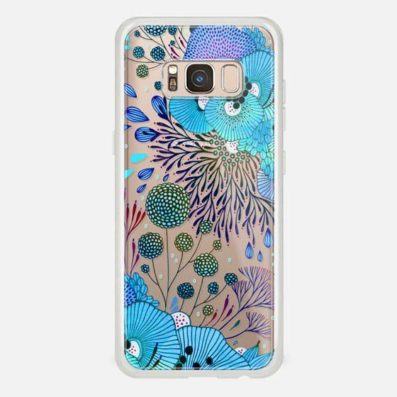 Galaxy S8 Case - Floral