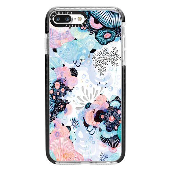 iPhone 7 Plus Cases - Blue Amble