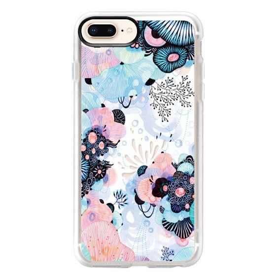 iPhone 8 Plus Cases - Blue Amble