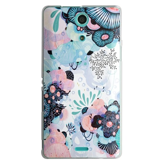 Sony Zr Cases - Blue Amble