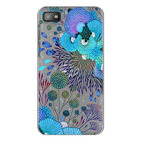 Blackberry Z10 Cases - Floral
