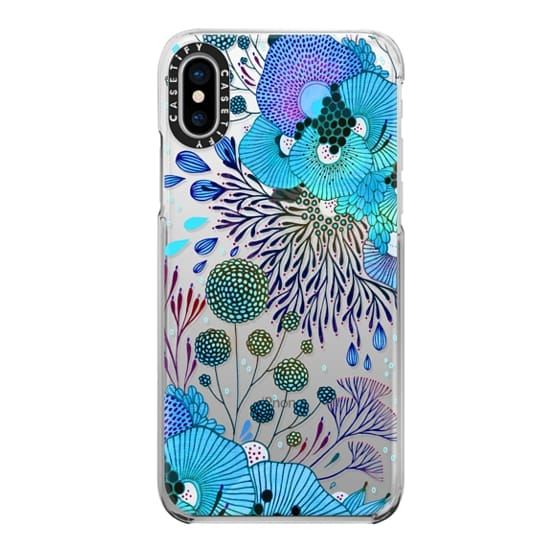 iPhone X Cases - Floral