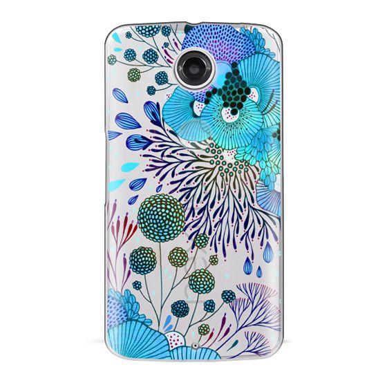 Nexus 6 Cases - Floral