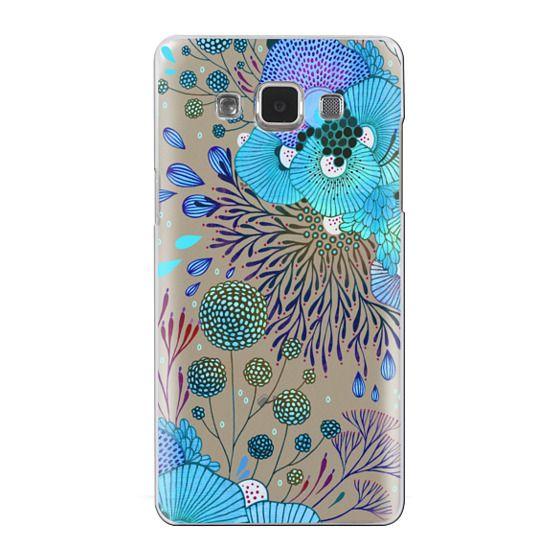 Samsung Galaxy A5 Cases - Floral
