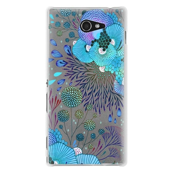 Sony M2 Cases - Floral
