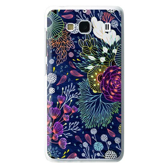 Redmi 2 Cases - Dark Floral