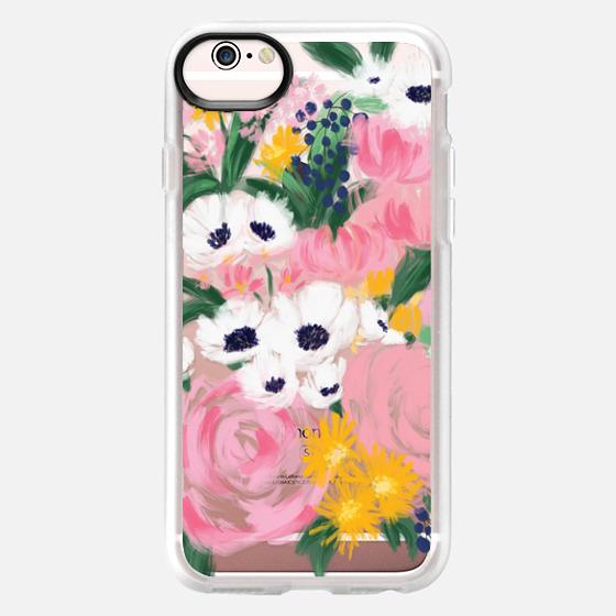 Springtime | Painted Flowers