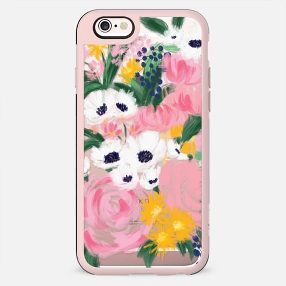 Springtime | Painted Flowers - New Standard Case