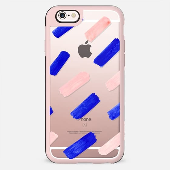 Pink and Blue Marks - New Standard Case