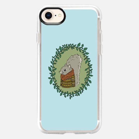 Animal Collection - Squirrel - Snap Case