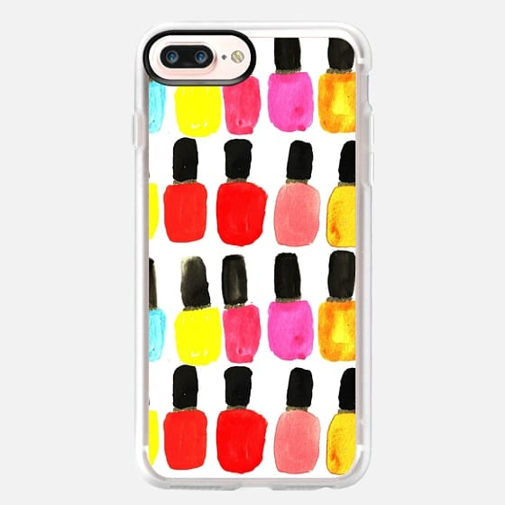 Nail Polish iPhone 7 Plus Case by Kendra | Casetify