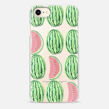 iPhone 8 Case Watermelon Print