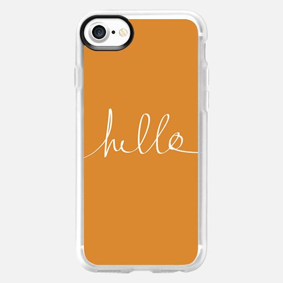 Hello Pumpkin -