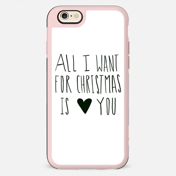 All I Want for Christmas -