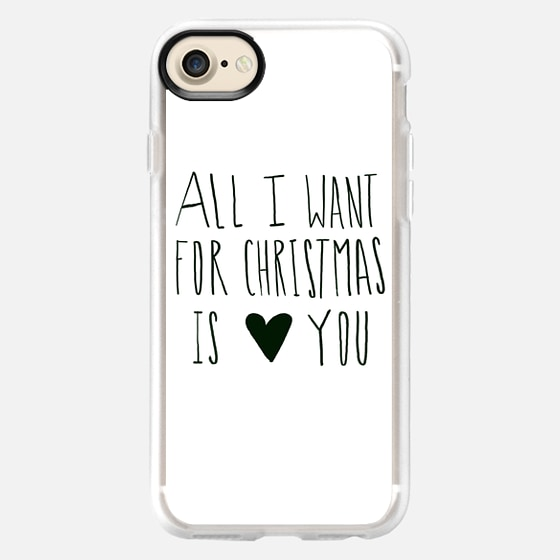 All I Want for Christmas - Wallet Case
