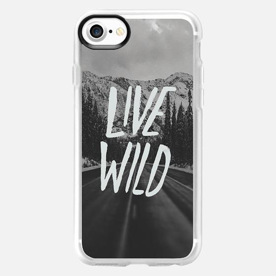 Live Wild Road Trip - Wallet Case