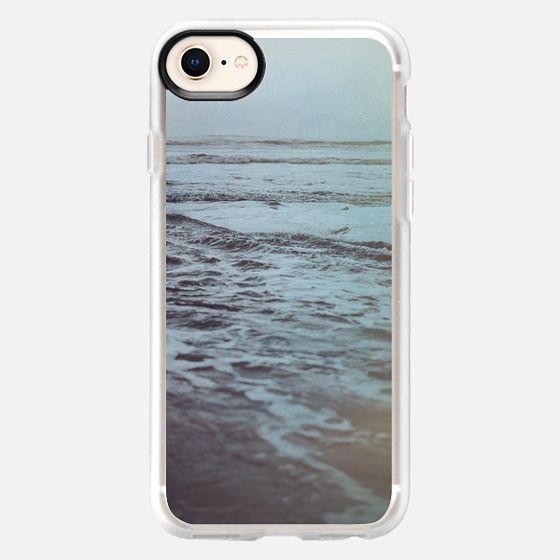 Polaroid Waves - Snap Case