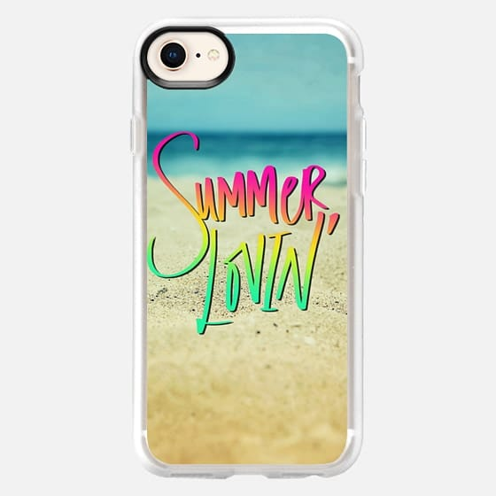 Summer Lovin Beach - Snap Case