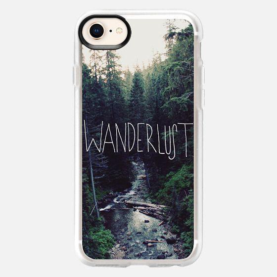 Wanderlust Rainier Creek - Snap Case