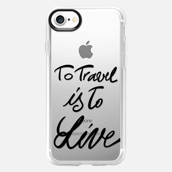 To travel is to live - Wallet Case