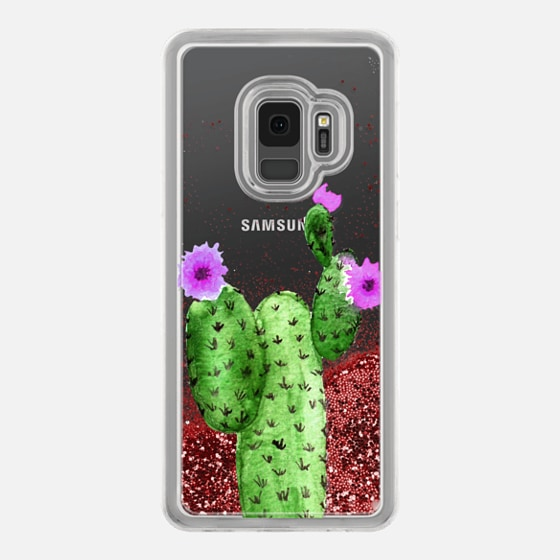 Casetify Samsung Galaxy / LG / HTC / Nexus Phone Case - Cactus Watercolor N.10