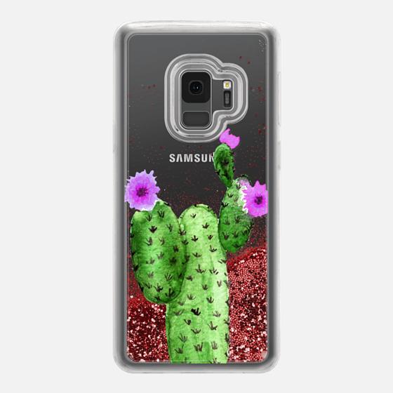 Casetify Samsung Galaxy / LG / HTC / Nexus Phone Case - Cactus Watercolor N.10