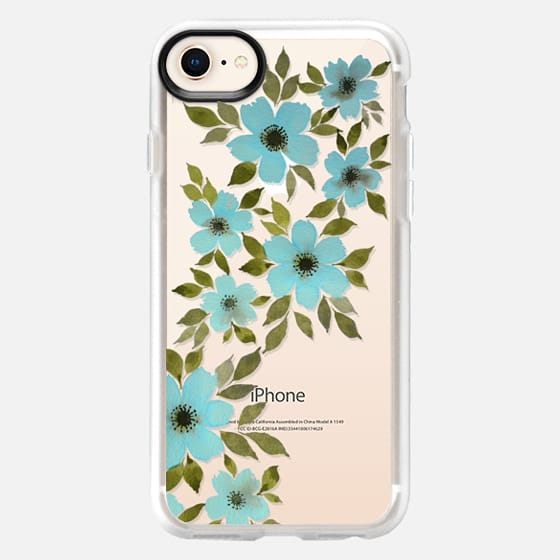 Spring floral watercolor n. 5 - Snap Case