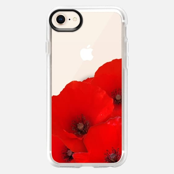 Poppies #2 - Snap Case
