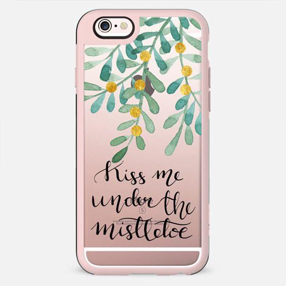Kiss me under the mistletoe n.1 - New Standard Case