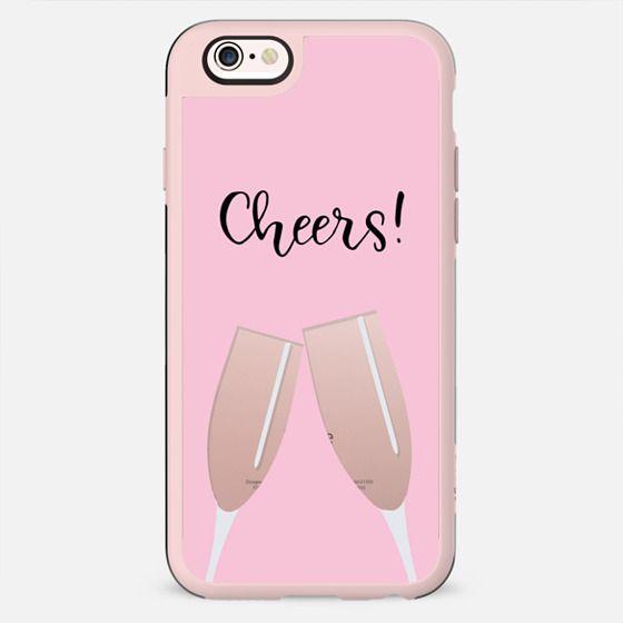 Cheers n.1 in pink - New Standard Case